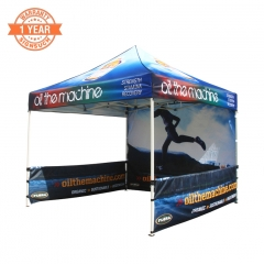 3X3M Custom Canopy with Printing