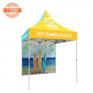 2X2M Custom Canopy with Printing